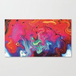 Liquid #8 Canvas Print
