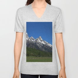 Fascinating Nature Unisex V-Neck
