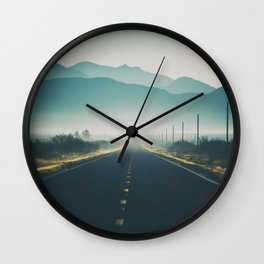In Pursuit of Light Wall Clock
