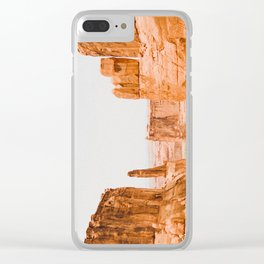 Arches National Park / Utah Clear iPhone Case