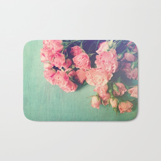 Garden Party Bath Mat