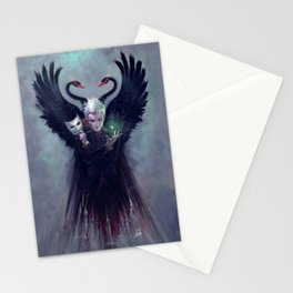 THE SCHOOL MASTER Stationery Cards