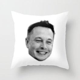 Elon Throw Pillow