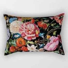 Night Garden XXXVI Rectangular Pillow