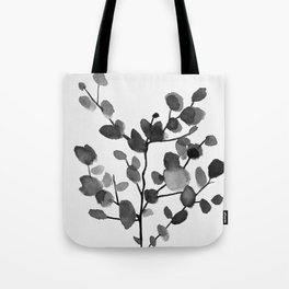 Watercolor Leaves II Tote Bag