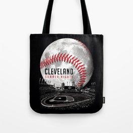 Cleveland Summer Nights Tote Bag