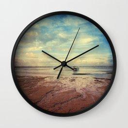back flow Wall Clock