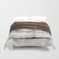 dick Duvet Covers featuring Moby Dick by RichCaspian