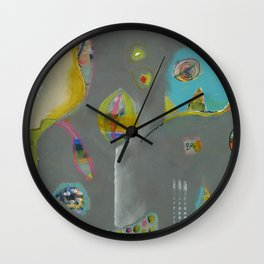 Bee Sassy Wall Clock