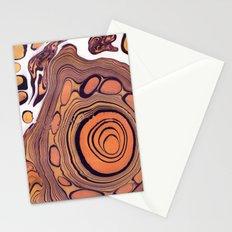 Suminagashi 07 Stationery Cards