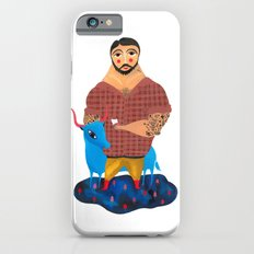 Paul Bunyan and Babe iPhone 6s Slim Case