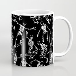 Grim Ripper BLACK Coffee Mug