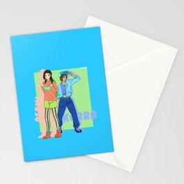 Korrasami Modern AU Stationery Cards