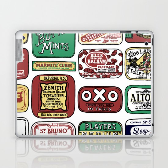Tins Laptop & iPad Skin
