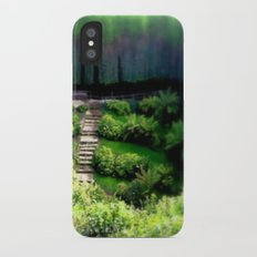 Umpherston Sinkhole iPhone X Slim Case