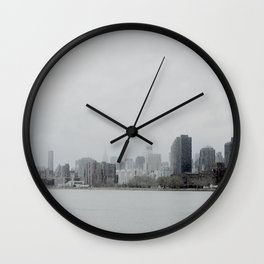 NEW YORK 3 Wall Clock