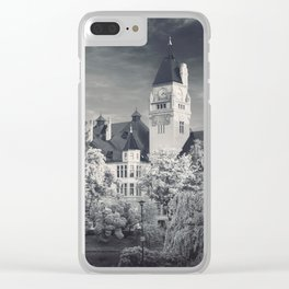 Architecture Department Clear iPhone Case