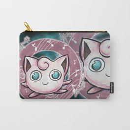 39 - Jigglypuff Carry-All Pouch