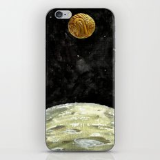 Fruit over the Abyss iPhone & iPod Skin