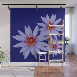 Lily Dance Wall Mural