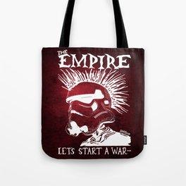 Sithfits - Let's Start A War... Tote Bag