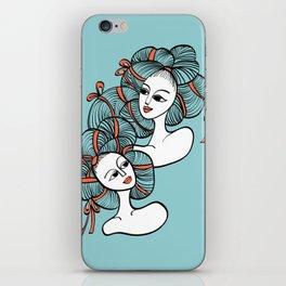 Ramen Girls iPhone Skin