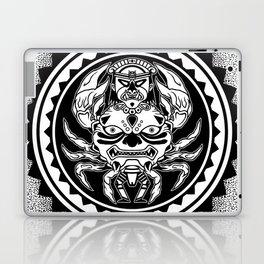 THE CRAB GOD (MOCHICA) Laptop & iPad Skin
