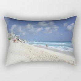 Carribean sea 7 Rectangular Pillow