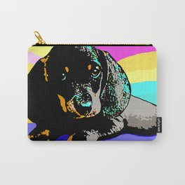 Dog 153 Dachshund Carry-All Pouch