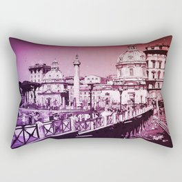 The Imperial Fora, Rome Rectangular Pillow