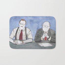 "Office Space - ""The Bobs"" Bath Mat"
