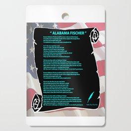 ALABAMA'S SONG Cutting Board