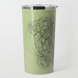 Analog Unravelled Travel Mug