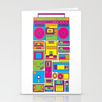 90s Stationery Cards featuring 90s by sknny