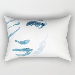 Quiet Moss Rectangular Pillow