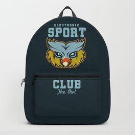 Electronic Sport Club Backpack