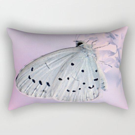 Butterfly Macro 59 Rectangular Pillow