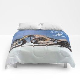 Boneshaker Comforters