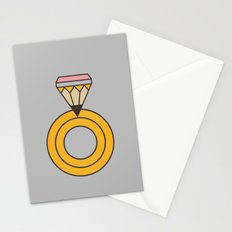 Draw Ring Stationery Cards