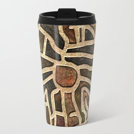 Ancestry / Map Travel Mug