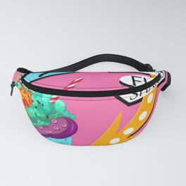 Limited Edition Undersea Mermaid Diner Poster! Fanny Pack