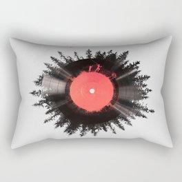 The vinyl of my life Rectangular Pillow