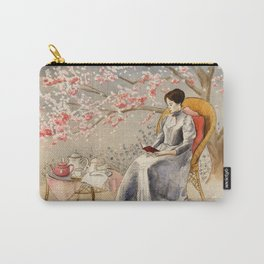 The Cherry Orchard Carry-All Pouch
