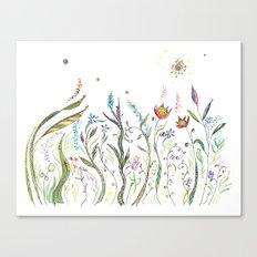 La Primavera Canvas Print