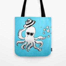 Deep sea dapperness Tote Bag