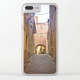 Calvi Clear iPhone Case