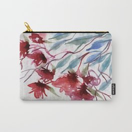 Weeping Red Carry-All Pouch