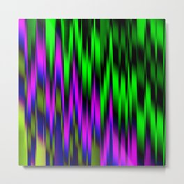 Abstract 302 QW Metal Print