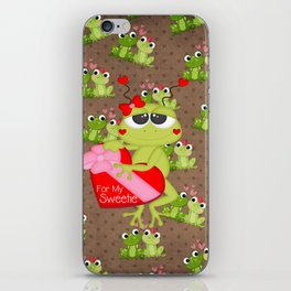 For My Sweetie iPhone Skin