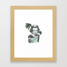 L.A Woman Framed Art Print